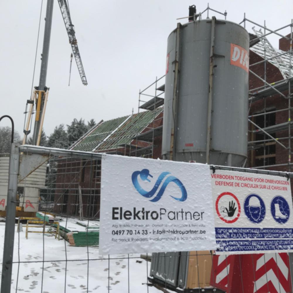 Elektro Partner nieuwbouwwoning